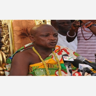 Grant-All-Politicians-Access-To-The-People- Volta Regional House of Chiefs Togbe Afede