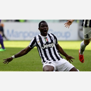 Kwadwo Asamoah hits top form after injury set back