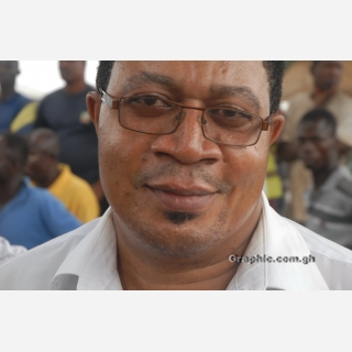I'm not against Mahama but vote out his 'dis-effective' gov't – Carl Wilson