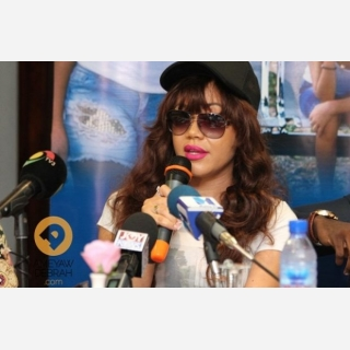 My Twins' Dad Is Not Ghanaian – Nadia Buari