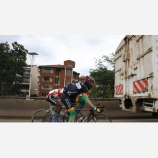 Tour leader Froome predicts east African cycling dominance