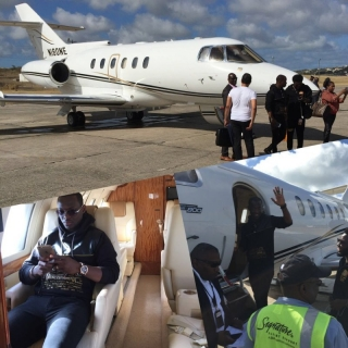Church in Canada buys private jet for Ghanaian pastor on his birthday