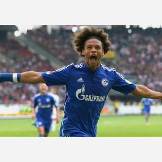 Schalke's Sane keen on Barcelona move